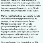 Hivi ndivyo Mafuta yanavyoibiwa bandarini Dar... | Soma zaidi https://t.co/uzkjcvBkG7 https://t.co/l03FEKhulh
