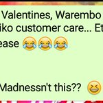 Valentines woes finally hitting the Twitter headlines ????????❗ #XtianDelaValentinesParty ???? https://t.co/Q5pABVIi7P