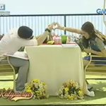 Promise of FOREVER -@aldenrichards02 to @mainedcm with Pinky Swear! #ALDUBValentinesDate https://t.co/UEaB6Hk5Se