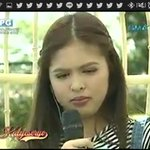 Why am I cryin while shes readin d letter? I TOTALLY FEEL U MENG!! @mainedcm @MaineAlden16 #ALDUBValentinesDate https://t.co/kcspuu8Wby