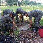 Na AFA, efetivo e cadetes limpam seus setores e áreas utilizadas, em busca de focos do Aedes @portalfab #BRsemAedes https://t.co/PylQoftsrr