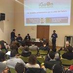 Ospite di #StayStartup è @claudio_cim, che racconta lesperienza di #sharingeconomy realizzata con @igoonApp. https://t.co/vhPqvHz8Ca