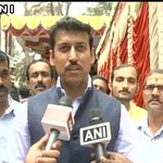 We need to strike balance b/w our fundamental rights &duties given to us by our constitution-RS Rathore,MoS I&B #JNU https://t.co/yAUYLEvJ1o