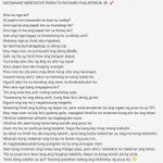 Maines poem to Chardy.. Teary eyed while reading. @aldenrichards02 @mainedcm #VoteMaineFPP #KCA ctto https://t.co/ueFNkg6DMv