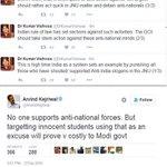 Dear Dr Vishvas you r no more proud of ur raitachhap boss @ArvindKejriwal #ShutDownJNU https://t.co/LOkxyG7RdT