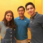 IG Update from raffy tima with Maine and Alden. #VoteMaineFPP #KCA https://t.co/06n8fvy39y ©