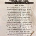 Nooit geweten dat deze ingang het 1e oorlogsmonument van #Rotterdam is. Nu entree van @donnerboeken. #erfgoed https://t.co/udoRjun1jf