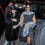"Rihanna & Jen at ""Up & Down"" nightclub in New York City! https://t.co/OMaMmJsjiU"