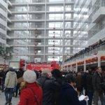 Enorme belangstelling voor de opening van de viering van het Chinees Nieuwjaar in Den Haag. #draak https://t.co/PAQzYG7fxb