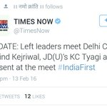 Kejriwal-RaGa-Yetury they are ready to support terrorism, just to oppose PM Modi What about #Indiafirst & India ?? https://t.co/yQElG86hUr