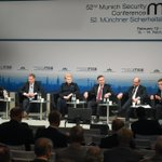 Russias behaviour destroys international security. History lessons teach us–never give in to any aggressor #MSC2016 https://t.co/JWWNZWIglc