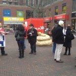 Actie tegen hoogheemraadschap Delfland #depotop https://t.co/VAytXjVXa4