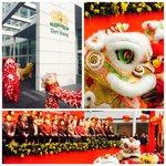 Viering van het Chinees Nieuwjaar in Den Haag is begonnen. Het jaar van de aap...#thisisthehague #ChineesNieuwjaar https://t.co/94abCe0ZWy