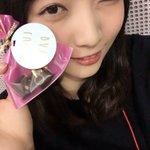 横浜での写メ会、 ありがとうございました✨ 珠理奈さんから チョコいただきました???? #バレンタイン #AKB48 #写メ会 #0と1の間 #松井珠理奈 さん #二村春香 https://t.co/Ird5433Q3p