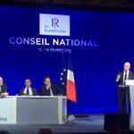 Portons haut nos valeurs: ce sont celles que les Français attendent #CNLR https://t.co/eCUpAsXxN4