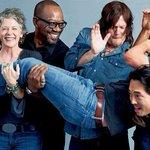 AMANHÃ TEM TWD - Fãs divulgam o novo episódio de The Walking Dead que vai ao ar amanhã. https://t.co/58PxGbHGnO