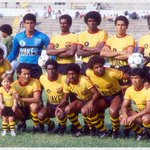 ¿Reconocen a uno de estos jugadores del plantel de @BarcelonaSCweb de 1985? https://t.co/hYqTTTHye3