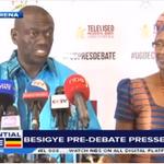 Besigye: Burundi could have had a better mediator #UGDebate16 #UgandaDecides https://t.co/6VldnA8W0y https://t.co/KoTMcfQ3FE