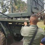 Militar detenido con 400 kilos de droga trabajaba para padres de Chávez https://t.co/j8t3o8VyiM     https://t.co/eDzpxhHnJx