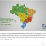 A mobilização #ZikaZero engloba 356 municípios, incluindo cidades consideradas endêmicas e capitais. Confira! https://t.co/Rl6CqowlGC