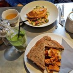 Weekend Brunch @LoveKalmKitchen is now officially a thing after 5 weeks in a row! :) #kalmkitchencafe #Guildford https://t.co/NAqKEx2T68