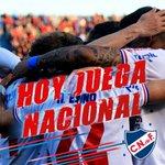 """¡Hoy #JuegaNacional! El Campeón Uruguayo enfrenta a River Plate a las 17hs en el """"Campus"""" de Maldonado ¡#DaleBolso! https://t.co/Pz4Rm8TEoz"""