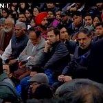#JNU students in Delhi watching the live telecast of Narendra Modi's speech at Make In India Week in Mumbai. https://t.co/GRWrIQHxeN