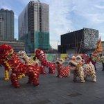 Chinees Nieuwjaar zeer druk bezocht; zowel in als buiten het stadhuis. Culturele tradities samen vieren! https://t.co/WZ1TXrR31f