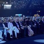 PM Shri @narendramodi addressing at the launch of #MakeInIndia week in Mumbai. Watch LIVE at https://t.co/GBZbvmNpfO https://t.co/wKfHPm0VIr