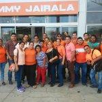 Porque creemos en @jimmyjairala siempr apoyandolo en cada paso #CDNacional #Lista1 #BrigadaMedicasCD https://t.co/6pVdNj0zoq
