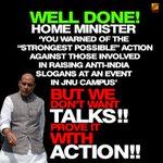 #ShutDownJNU Dear @HMOIndia Please prove your mantle!! to regain faith in your words!!~ Jai Hind cc @narendramodi https://t.co/mO8uUQUhm9