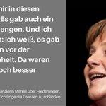 Oh wow. Bin weit von jedem Merkel-Fantum entfernt, aber ihre Karriere als politische Aphoristikerin läuft grandios. https://t.co/In5PrgQfzN