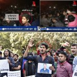 During night they go to JNU & shout Pakistan Zindabad During Day they fight for Kashmir..lol #ABVPExposed https://t.co/pOOOlkRlEv