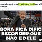Confirmado: o sítio é de Lula. Não tem mais como esconder.   https://t.co/qQebCeW1ea https://t.co/W7fJEDKBih