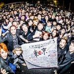 Thank you Tokyo! the HIATUSとの初の対バン、そして東京での最高のファイナルでした!Photo by @cazrowAoki #XENOWORLDTOUR2016 https://t.co/vTgo9DHwTT