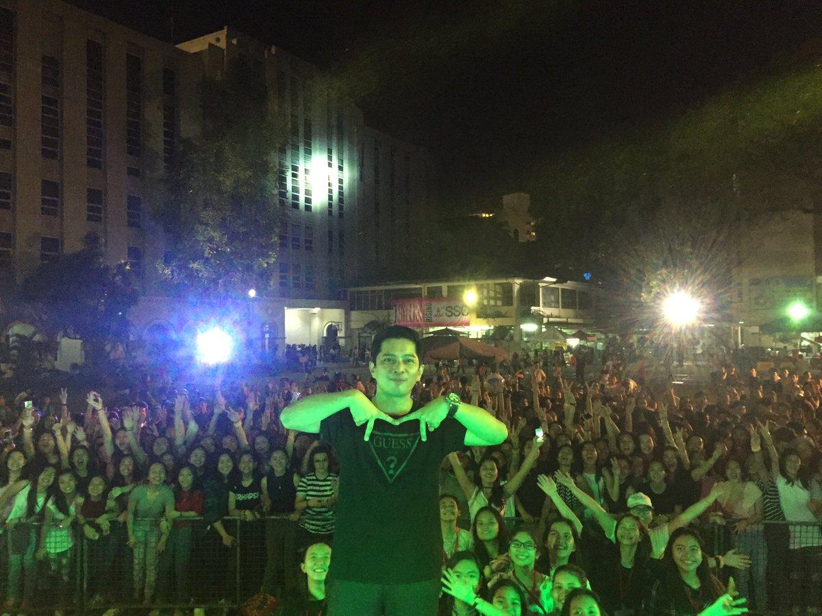 Thank you, St. Scho Manila! Ang ganda ng campus niyo!