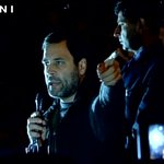"""Only message to you from me, """"Don't let these bullies push you around""""- Rahul Gandhi in #JNU https://t.co/Fcv32xSsxx"""