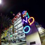 The old @VisitOrlando logo immortalized at the @CitrusBowl. #visitorlando #Orlando https://t.co/cmoBKv9cO0