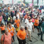 Militantes llenan el @ConvencionesGye mostrando su respaldo @jimmyjairala @cendemocratico. #EcuadorEs1 https://t.co/u20d36jXcO