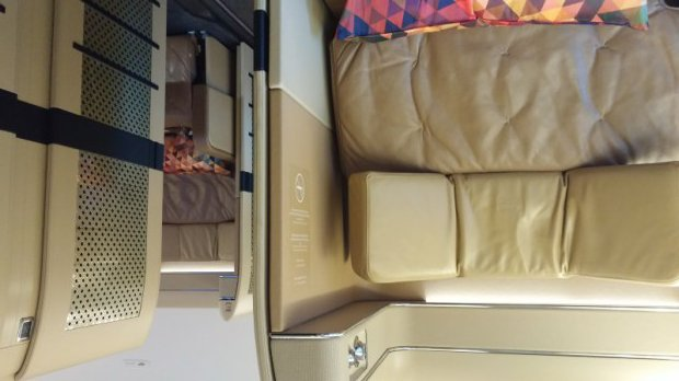 RT @HeelsFirst: .@etihadairways FirstClass: Flying the 4th Longest Flight In the World