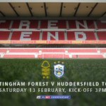 Live text coverage of #NFFCs game against Huddersfield Town is available here. https://t.co/iQawpXSvqU https://t.co/cTvO7Mc13f