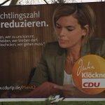 ++Eilmeldung++ @JuliaKloeckner macht doch Wahlkampf gegen #CDU-Kanzlerin #Merkel & Innenminister de Maiziere #ltwrp https://t.co/XA7tVFSs8g
