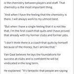 """LvG back in December: """"Im happy that when Im gone, people are saying nice things about me,"""" Good luck with that. https://t.co/vVdZDRh8Oz"""