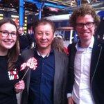 Met @balstermartijn en @jannekeholman #PvdAcongres https://t.co/DwkDBFR0XA