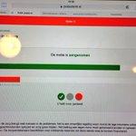 Jeej! Mijn motie over afschaffing eigen risico in de zorg is met grote meerderheid aangenomen op het #PvdAcongres ! https://t.co/ihm4ueuCeo