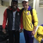 Ths s wht u wnt as a player legends @henrygayle & @KP24 in ur dresing room!Im sure ths psl wil b big help 4 future https://t.co/66E5HwSDe6