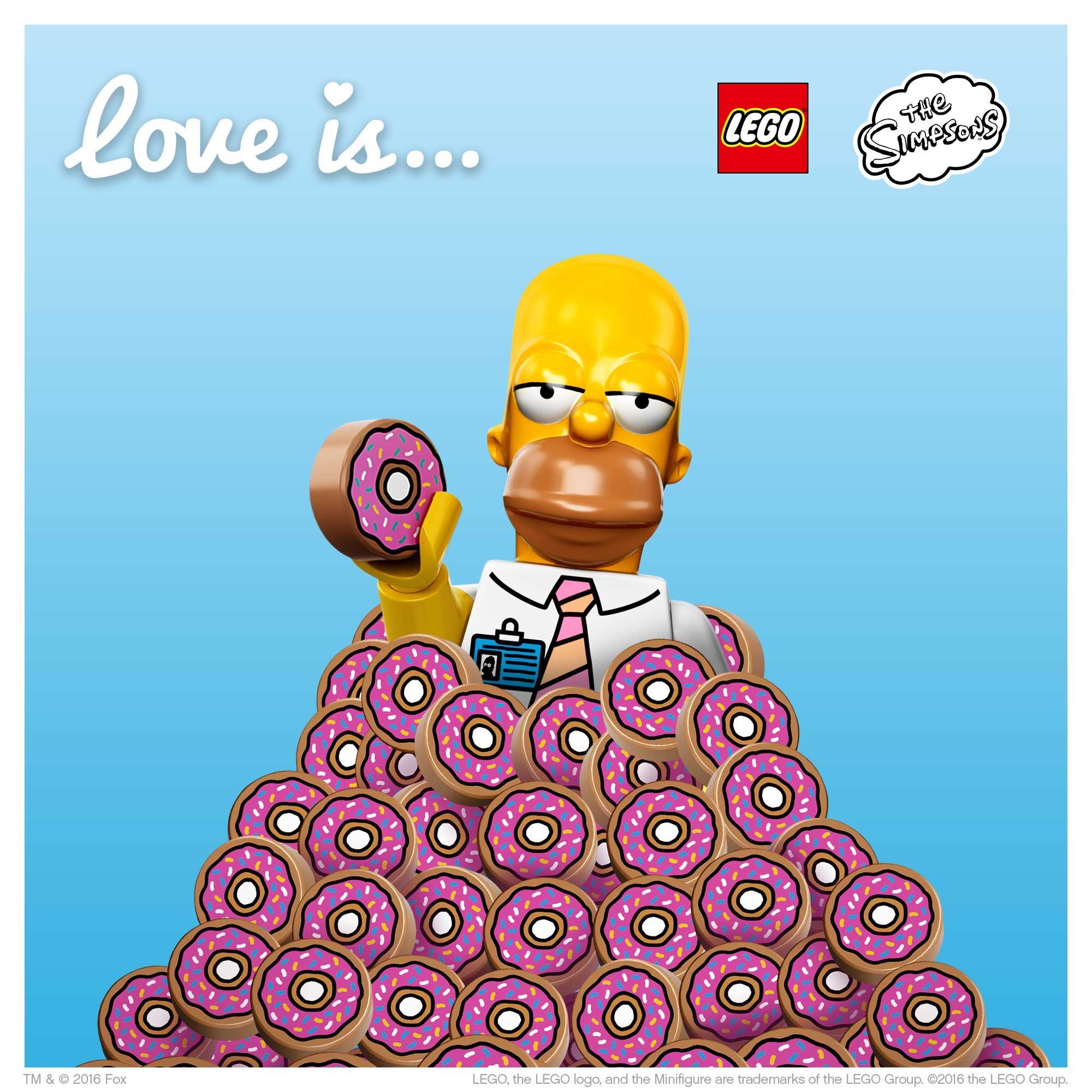 Love is… #LEGOLove #Valentines https://t.co/1UtQdbCLes