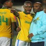 Mamelodi Sundowns lost 1-0 to Chicken Inn in their #CAFChampionsLeague encounter https://t.co/0VZk1yU2cD