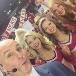College GameDay at Oklahoma, 11am on ESPN. Nice. https://t.co/s2WHK6kzjL