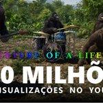 O clipe de #AOAL ultrapassou a marca de 100 milhões de visualizações no Youtube! https://t.co/S5yBElRUbi https://t.co/2U59bVv4P2